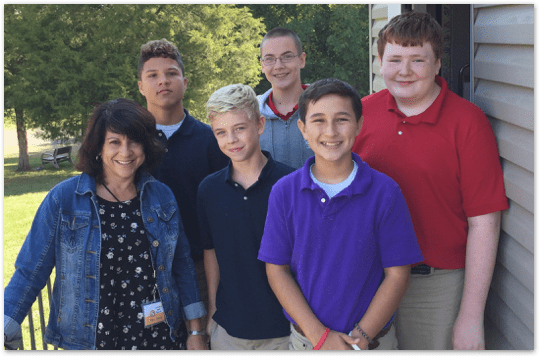 Teacher Feature–Laurie Ward